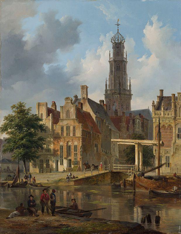 Hove, Bartholomeus Johannes (1790-1880)