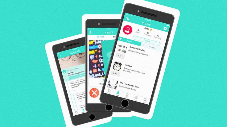 Hatchli is an app that ranks ideas by swiping left and right, like Tinder. It's about as superficial, too.