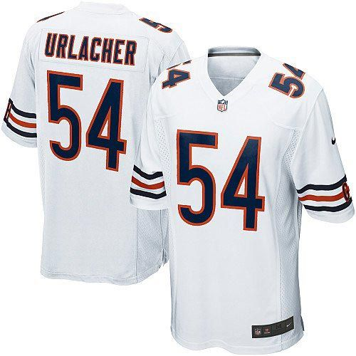 mens nike chicago bears leonard floyd game white nfl jersey nfl jersey 70 off. find this pin and more on bears 54 brian urlacher home