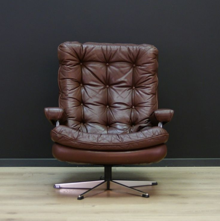 For sale vintage arm chair 1970s retro chair living