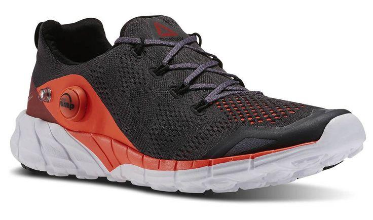 La comodidad por excelencia y mayor estabilidad. Así podemos definir la zapatilla de Reebok ZPump Fusion 2 Knit en su versión para hombre, con un diseño muy atractivo color negro y rojo. La Reebok ZPump Fusion 2 Knit es una zapatilla pensada por Reebok para los corredores neutros en busca de estabilidad y versatilidad.