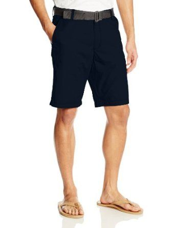Lee Men's Belted Venice Flat Front Short - Visit to see more options