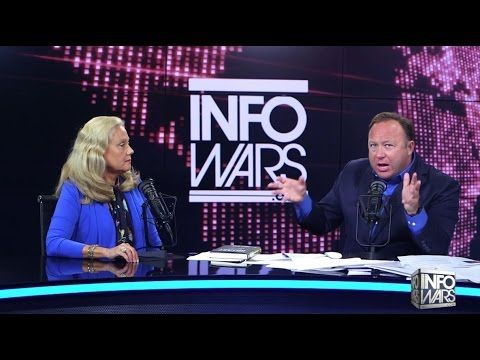 Alex Jones Vindicated: Bill's Former Lover Confirms Hillary Smells Awful: Dolly Kyle recounts disgusting smell during first meeting with Hillary Clinton