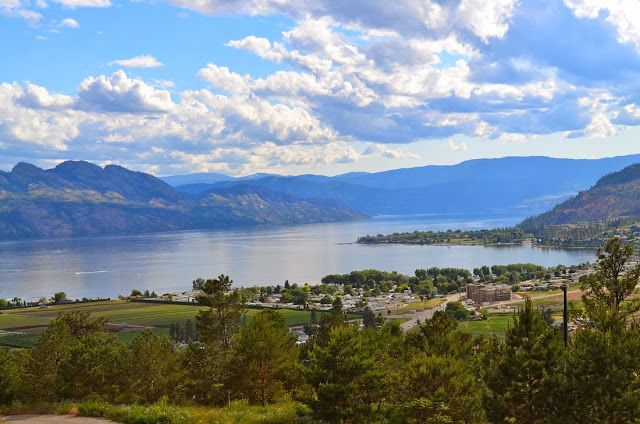The Okanagan named one of the 7 most underrated places in the world on @Andrea / FICTILIS Thorp Taylor Addicts  Okanagan Lake from West Kelowna in British Columbia, Canada