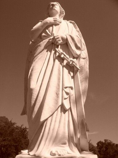 Angel In Chains, Port Arthur, Texas