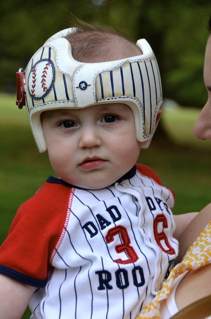 Baseball Jersey Band DOC band/Cranial band/Helmet https