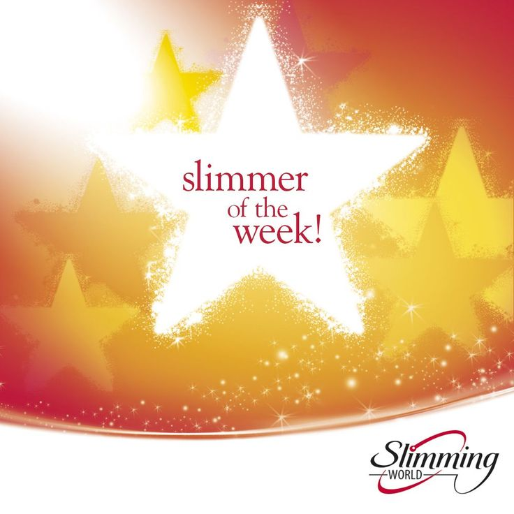 14th July 2015 Had a brilliant 4th week with Slimming World and to crown it all, I've got this award  Again 3 weeks running