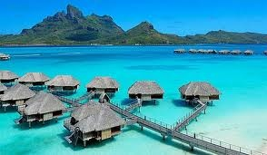 Bora Bora is on my bucket list: Buckets Lists, Dreams Vacations, Four Seasons, Fourseasons, French Polynesia, Best Quality, Travel, Places, Borabora