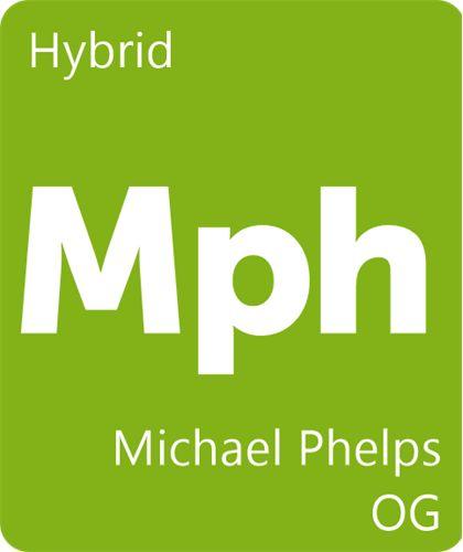 Michael Phelps OG Strain Information - Leafly
