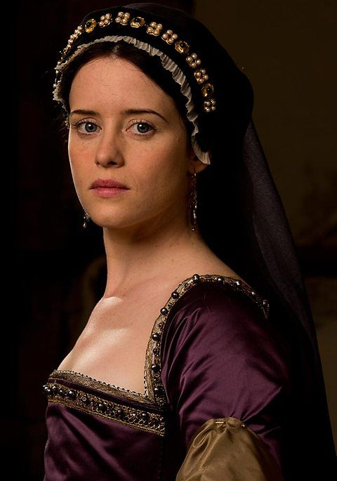 Anne Boleyn, BBC Two - Wolf Hall - Claire Foy