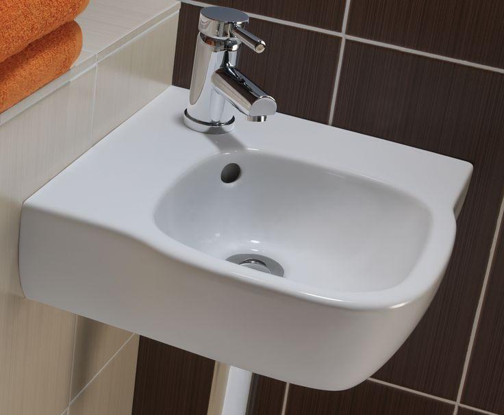 Twyford Moda 500 x 485mm Corner Basin. Best 25  Corner basin ideas on Pinterest   Bathroom corner basins