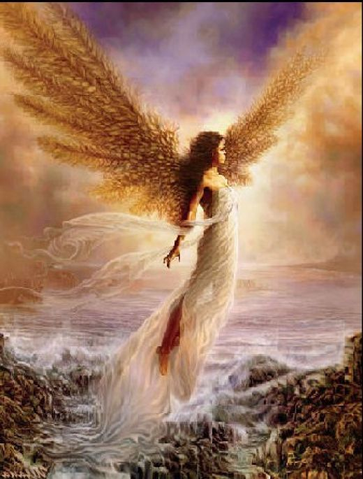 pictures of angels of god | The Beauty and the Power of Gods Angels