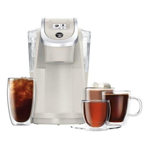 Keurig K200 Single-Serve K-Cup Pod Coffee Maker IN SANDY PEARL