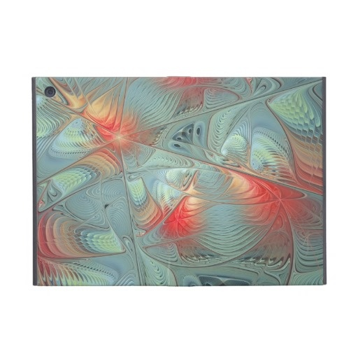 String Theory Fractal Art by FractalWorld. Powis iCase iPad Mini Case with Kickstand  $79.40