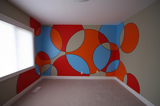 cool wall design