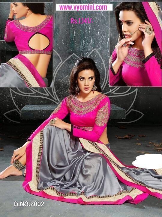 #VYOMINI - #FashionForTheBeautifulIndianGirl #MakeInIndia #OnlineShopping #Discounts #Women #Style #EthnicWear #OOTD #Onlinestore #CashBack,  ☎+91-9810188757 / +91-9811438585.... #AliaBhatt