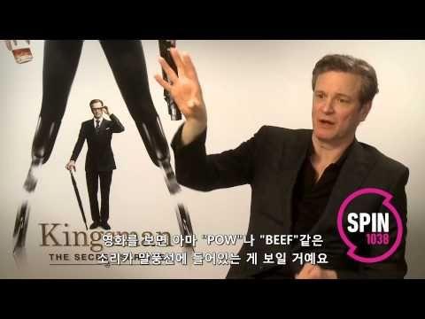 [한글자막] 콜린 퍼스 PLAN B 킹스맨 인터뷰 - Colin Firth PLAN B Kingsman interview - YouTube