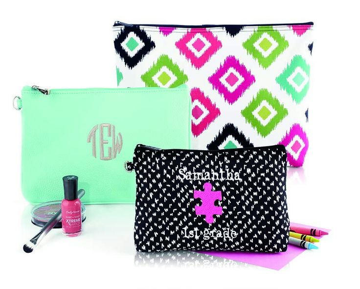Thirty-One Zipper Pouch www.mythirtyone.com/apeterson86