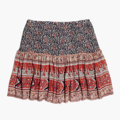 Madewell Ulla Johnson Colette Skirt