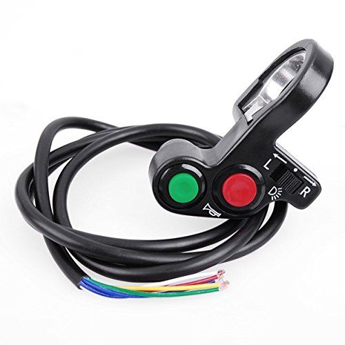 New 7/8″ Handlebar Motorcycle ATV Scooter Horn Turn Signal On/Off Light Switch Universal http://www.liveautomotive.com/new-78-handlebar-motorcycle-atv-scooter-horn-turn-signal-onoff-light-switch-universal/