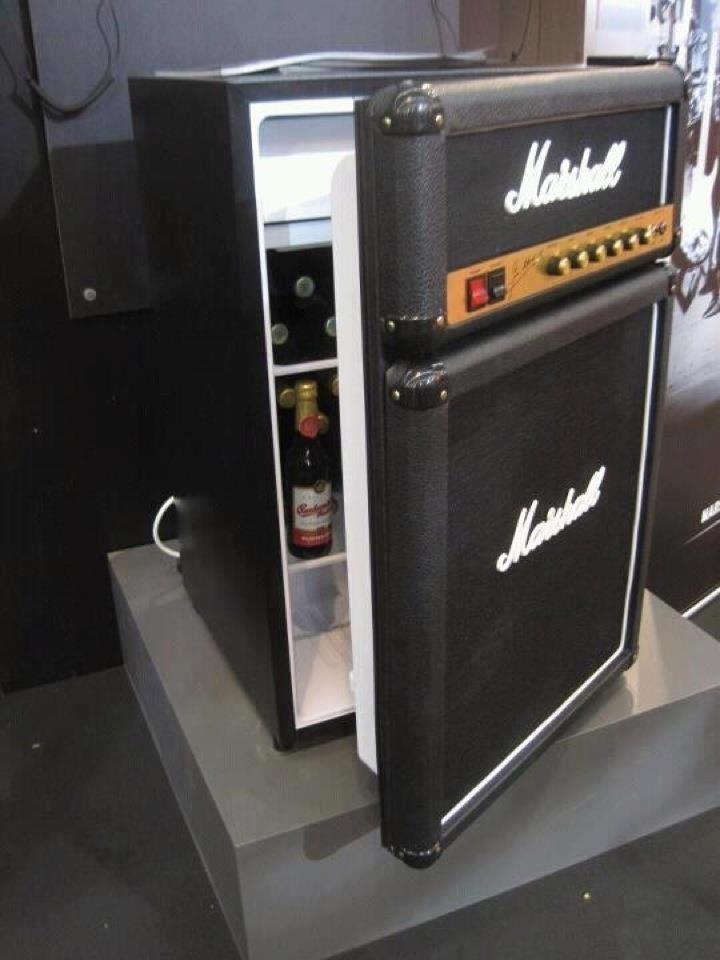 Mini Jumbotron For Man Cave : Diy marshall mini fridge school pinterest