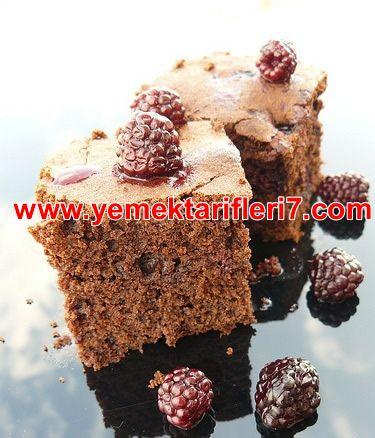 Böğürtlenli Kek Tarifi | Yemektarifleri8