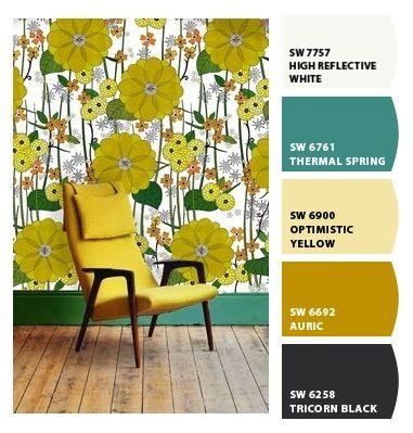 49 best CF PAINT COLOUR SCHEMES images on Pinterest   Paint color ...