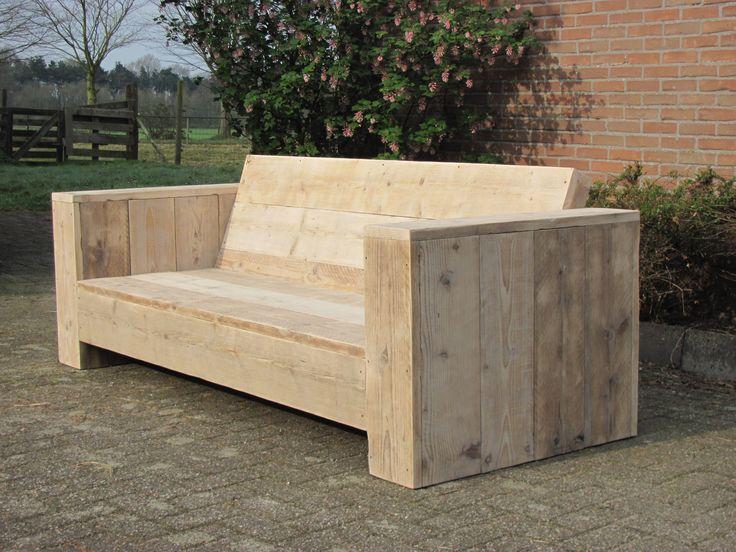 25+ beste idee u00ebn over Hergebruikt Hout op Pinterest   Recyclede hout borden, Schuurhoutproject