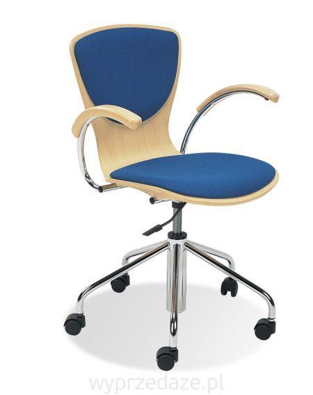 Krzesło Bingo wood gtp plus chrome Nowy Styl