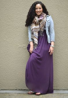 modest plus size fashion :)
