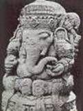 Ganesha Temples,Dieng, 8th C