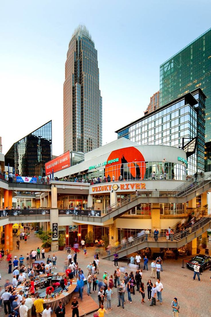 Downtown Charlotte Hotels Near The Epicenter