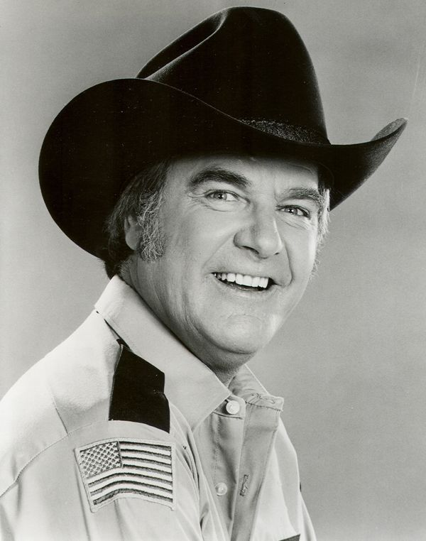 James Best (born Jules Guy; July 26, 1926) is an American actor. He served in the U.S. Army in World War II as a radio gunner in a B-17.