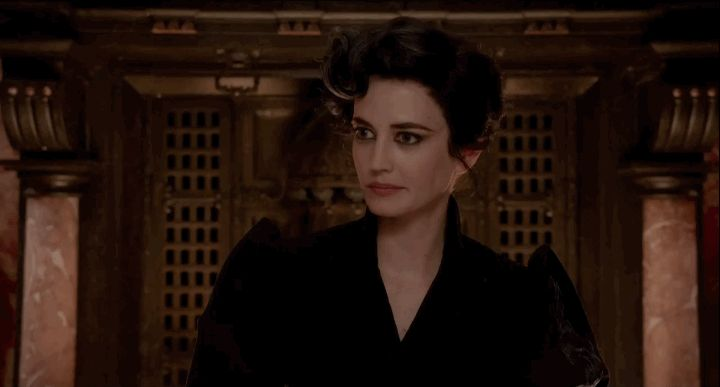Miss Peregrine's Home for Peculiar Children opens September 30. | Tim Burton's New Movie Looks Magically Dark And Weird