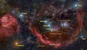 Image result for constellation scorpio image nasa