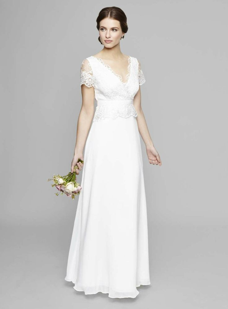 Take A Look At These Fabulous Ballgowns Fishtail Lace Wedding Dresses And More From Your Favourite High Street Stores