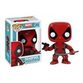 Figurine Marvel - Deadpool Pop 10cm