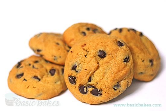 Cloning Famous Amos Cookies (Part 2)