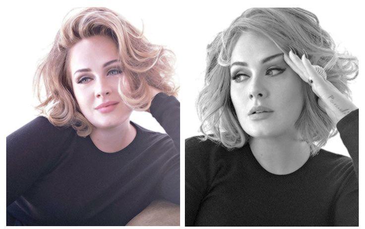 Adele for Vanity Fair December 2016 issue