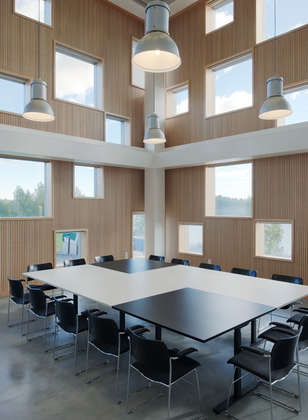 Umeå School Of Architecture / Henning Larsen Architects