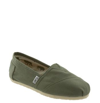 TOMS 'Classic' Canvas Slip-On (Women) available at Nordstrom