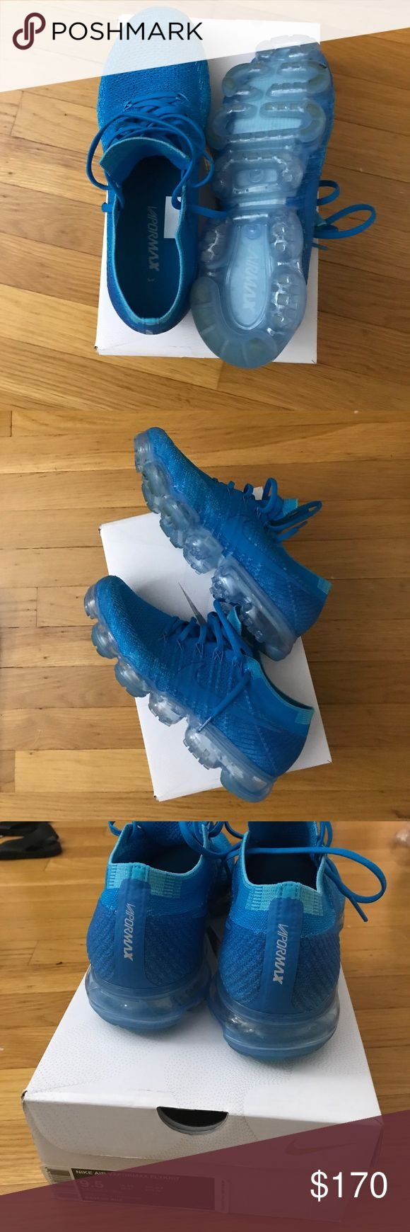 Nike vapor max sneakers Worn 2 times. Excellent condition Nike Shoes Sneakers