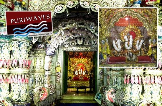 Jhulan Jatra, Emmar Matha Puri Odisha, the festival continues for seven days from the Shrabana Shukla Dashami up to Pratipada.