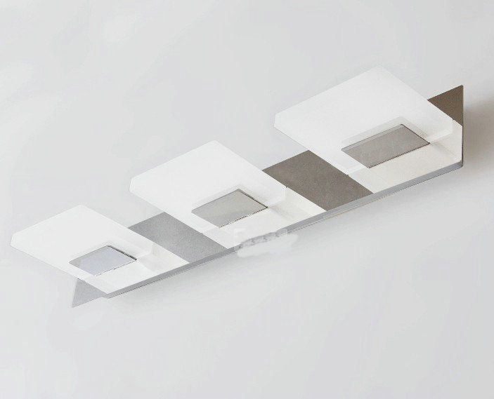 Photos On Modern lights fixture minimalist LED waterproof cool white bathroom mirror vanity lights DD in