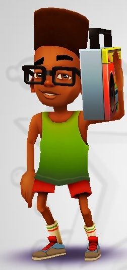 subway surfer characters - Google Search