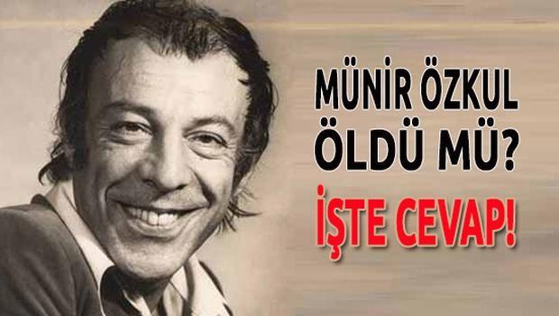 Hababam Sınıfının En Sevilen Sanatçısı Münir Özkul 93 Yaşında Hayatını Kaybetti