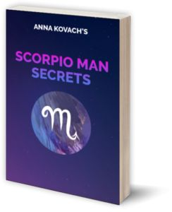 how to get a scorpio man to want you
