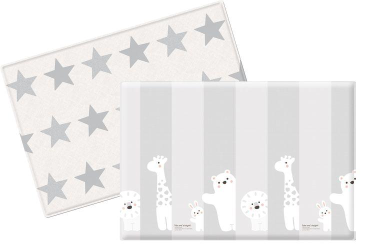 Hracia podložka Parklon Premium Medium - Hello Zoo - Hracie podložky | Babytrend.sk