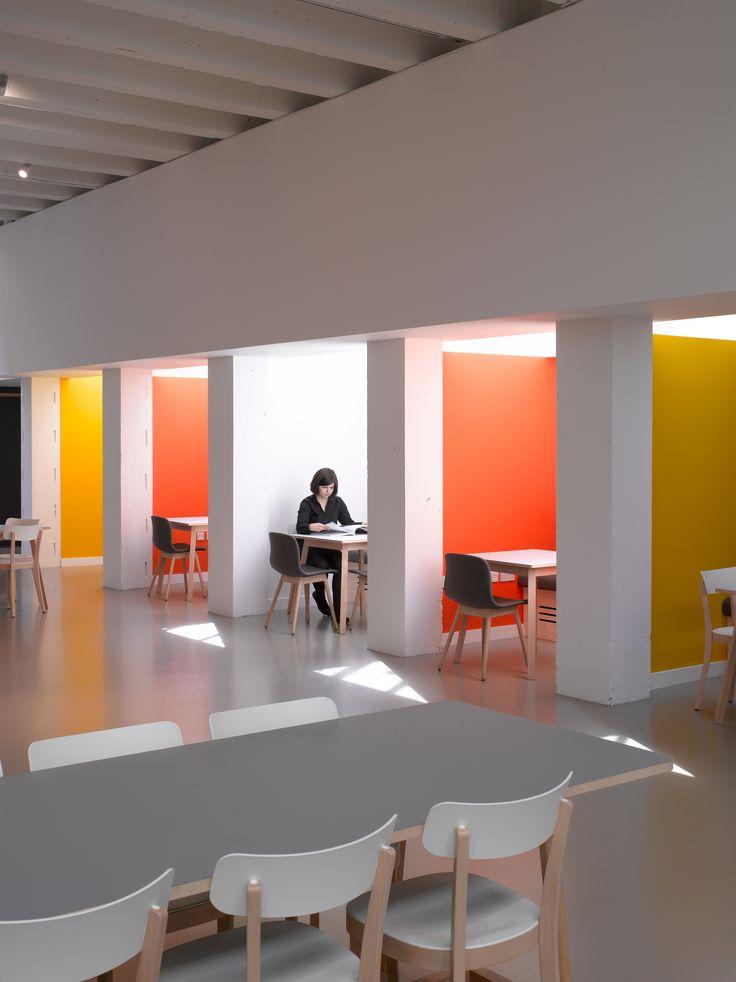 Nieuw RIBA-kantoor naar ontwerp Theis + Khan - architectenweb.nl