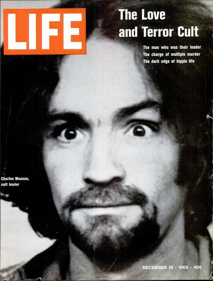 Life Magazine December 19, 1969 (Charles Manson)